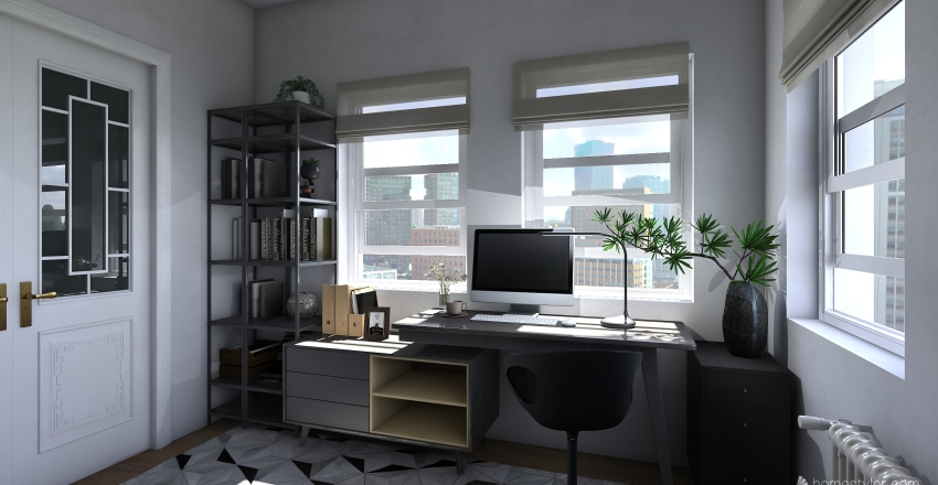 idi Interior Design Render