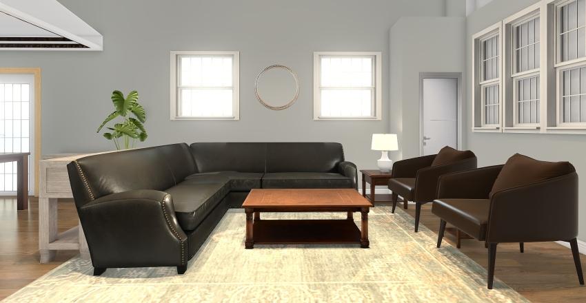 Caroline Goldstein Interior Design Render