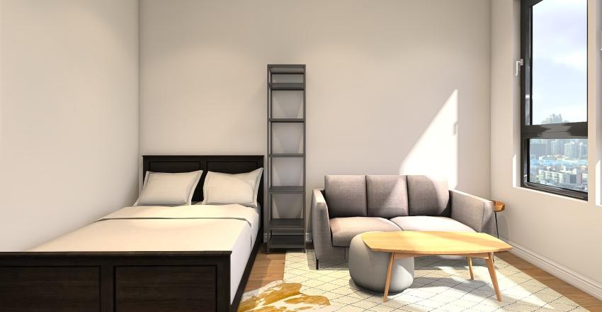 Julia 3 Interior Design Render