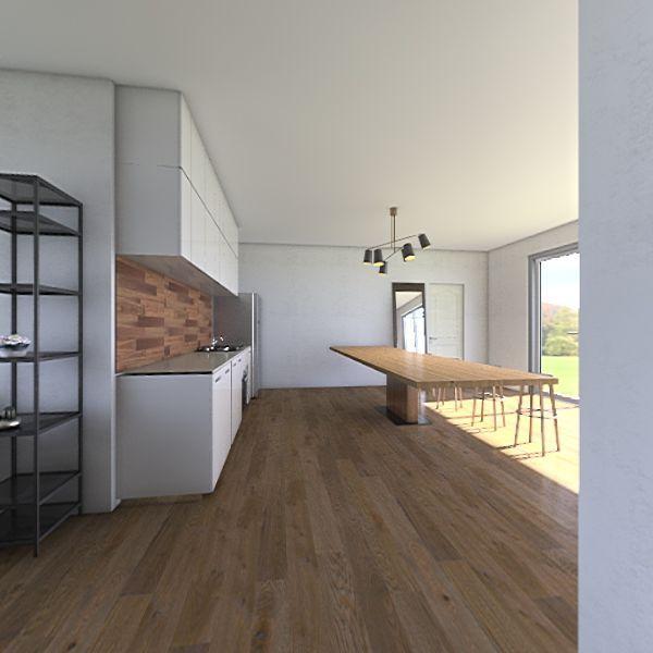 my hause  Interior Design Render
