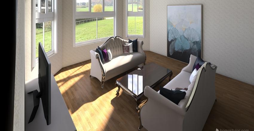 барда Interior Design Render