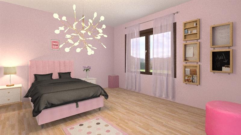 hihk Interior Design Render
