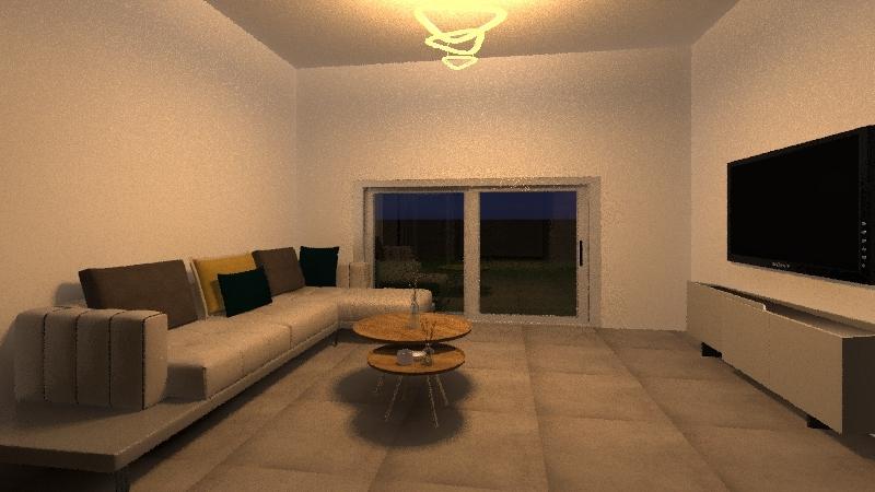 לוינשטיין Interior Design Render