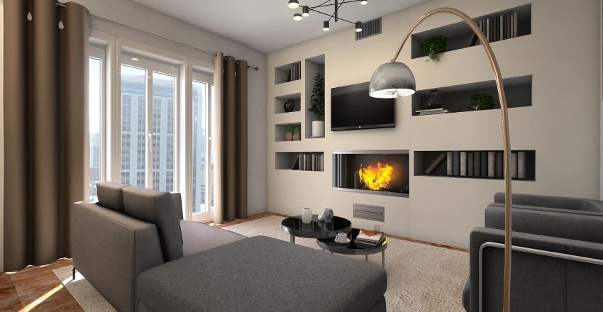 Aricò Interior Design Render