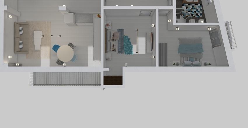 frustaci  Interior Design Render