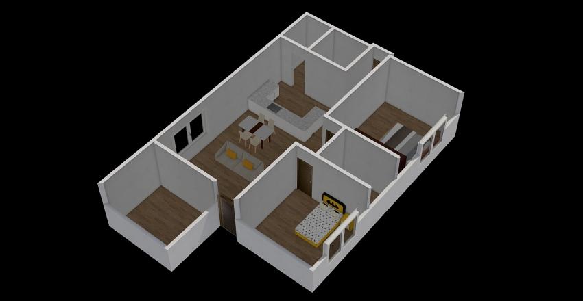 Zar Interior Design Render
