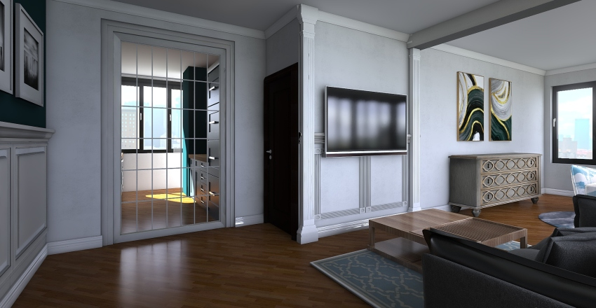 Original Floor Plan_Hacking Interior Design Render