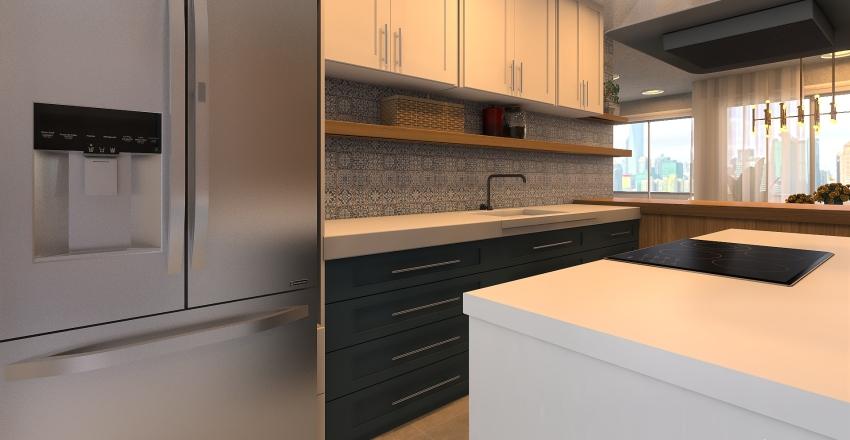 Apto Jorgngngng Interior Design Render