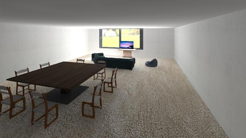 Mi ksa Interior Design Render