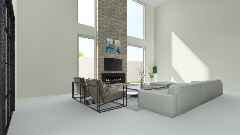 facu Interior Design Render