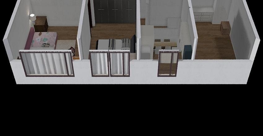 english project Interior Design Render