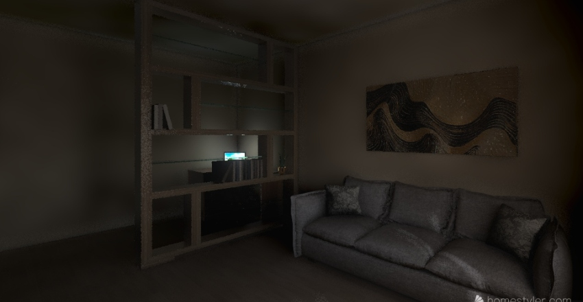 Размеры Interior Design Render