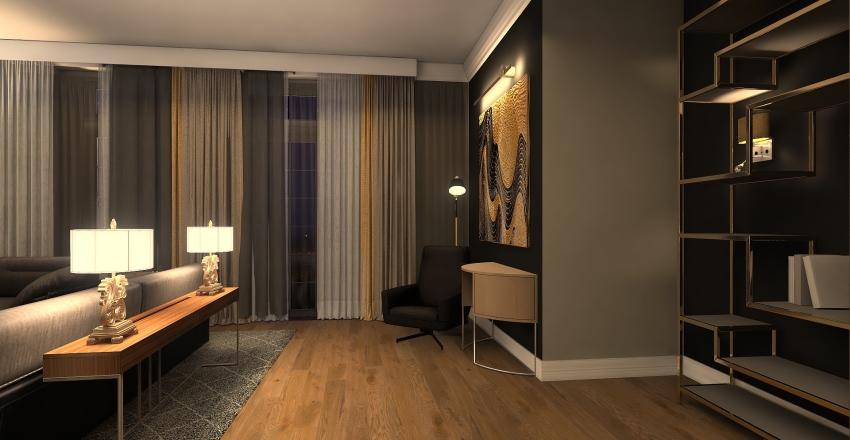 ПОТАПОВО ББК Interior Design Render