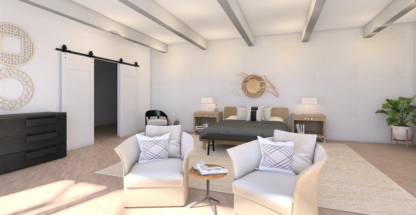 California Master Interior Design Render