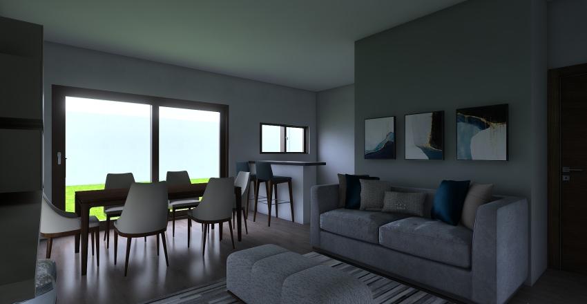 vcp esquina Interior Design Render