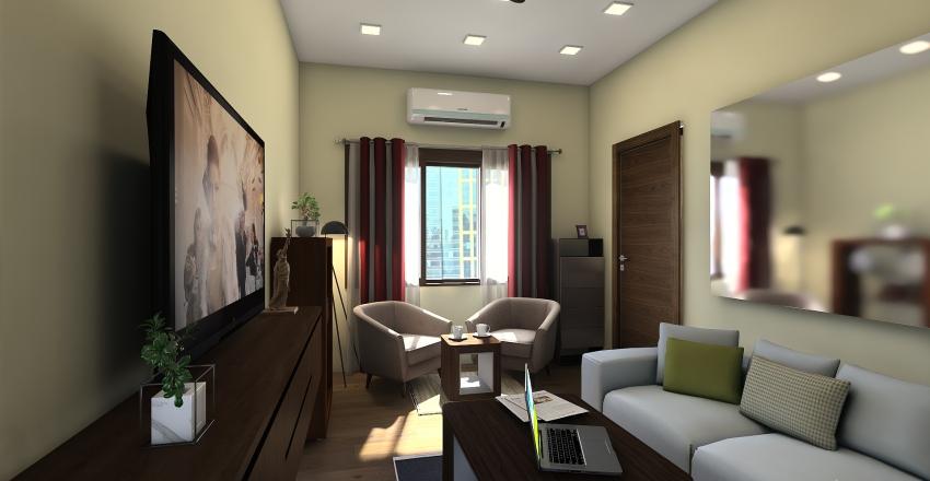DTC babi Interior Design Render