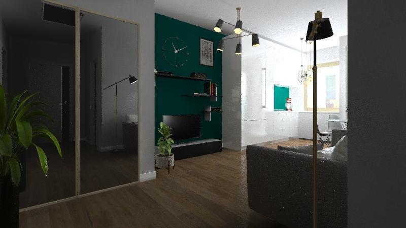 millio 2 Interior Design Render