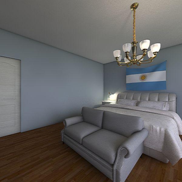Hannah's Room Interior Design Render