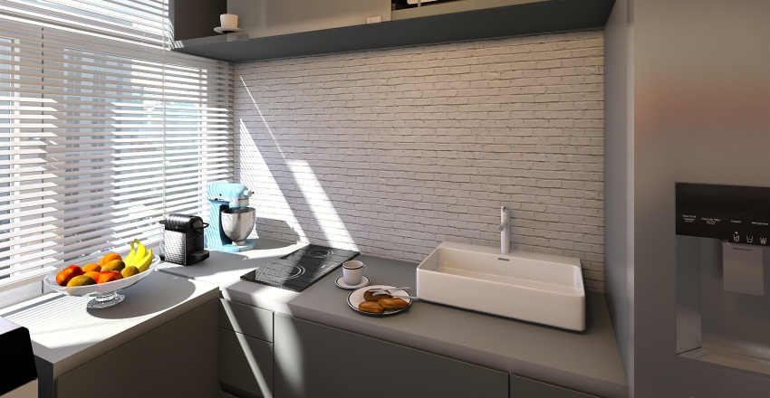 AP Rosa  Interior Design Render