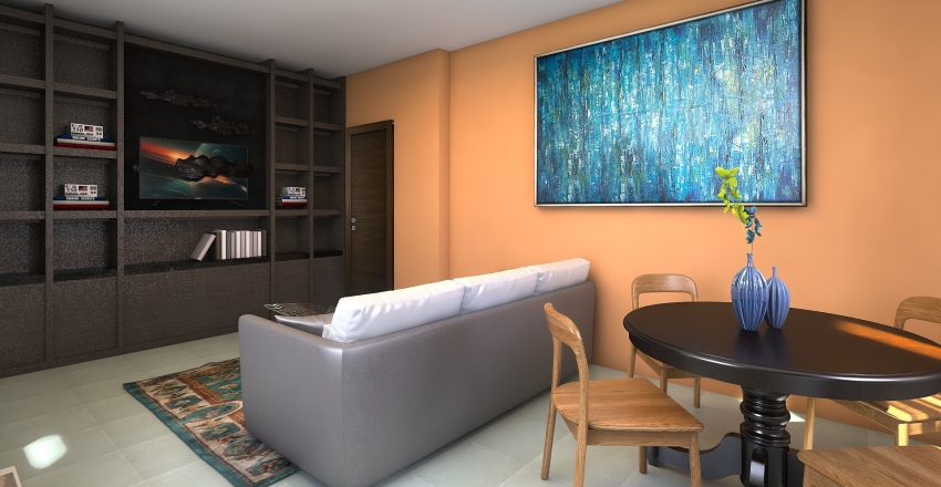 Maio Elisa Interior Design Render