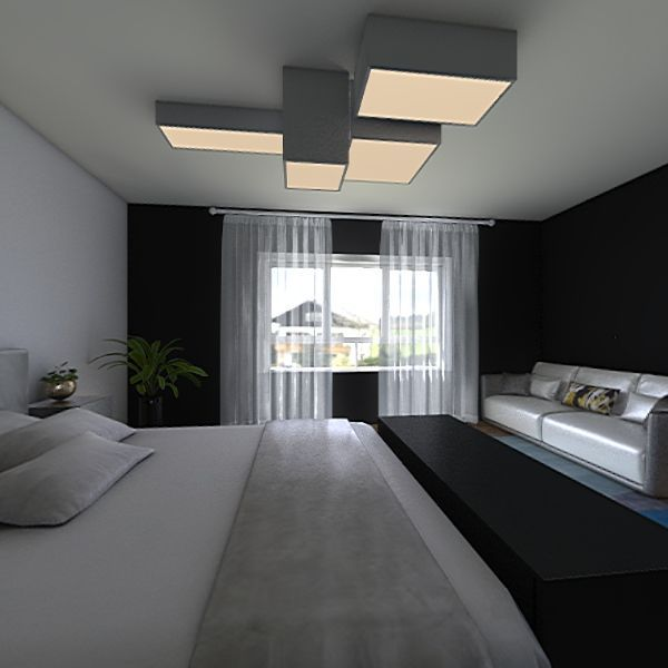 facs room Interior Design Render