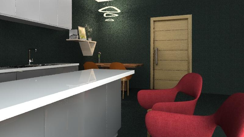 my house of failed dreams Interior Design Render