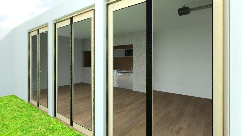 Garaje OPC 1 Interior Design Render