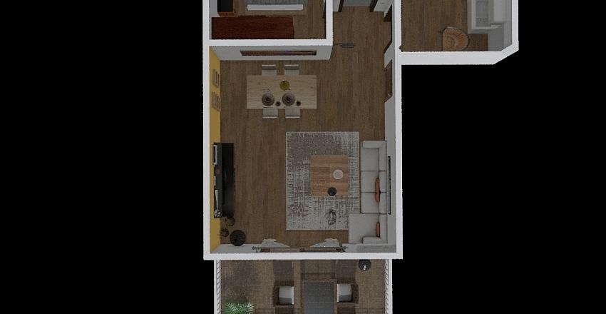 room sample Interior Design Render