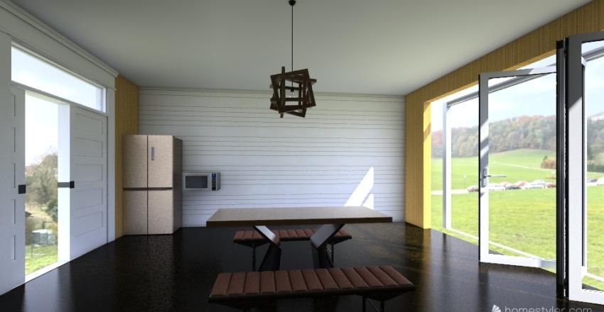kitchen ID 30 Interior Design Render