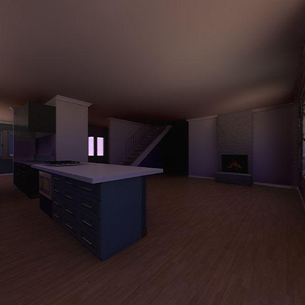 Sustain House 1st Interior Design Render