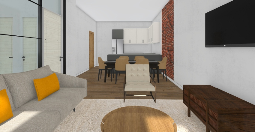 April Design Interior Design Render