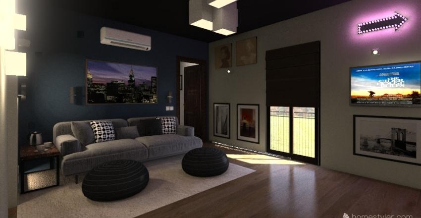 Proyecto Final Interior Design Render