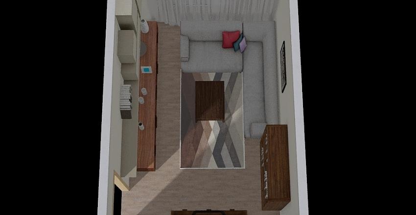 Sufra Interior Design Render