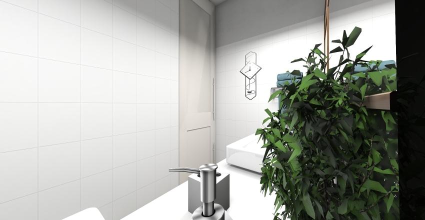 BAÑO EN SUITE Interior Design Render