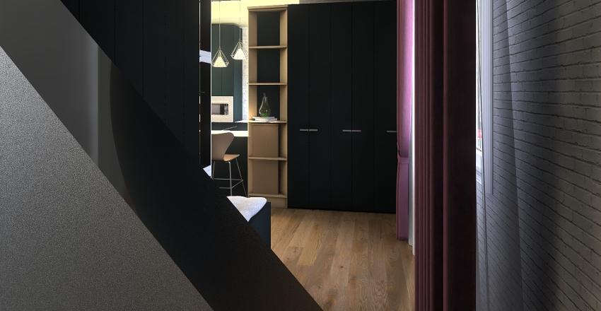 shtepit e reja Interior Design Render