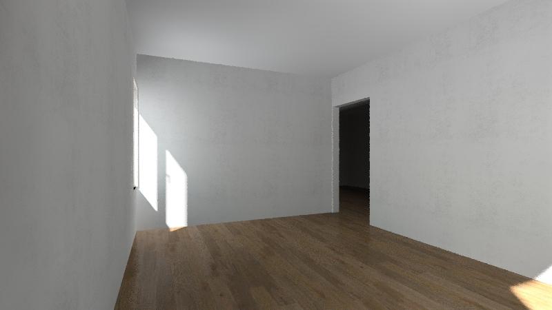My Flat in Creative Park Avenue Interior Design Render