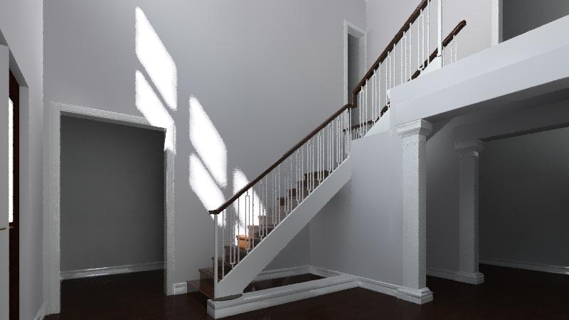 JACK ENTRYWAY Interior Design Render