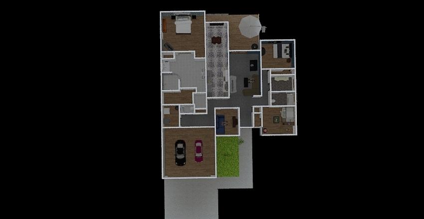 wip Interior Design Render