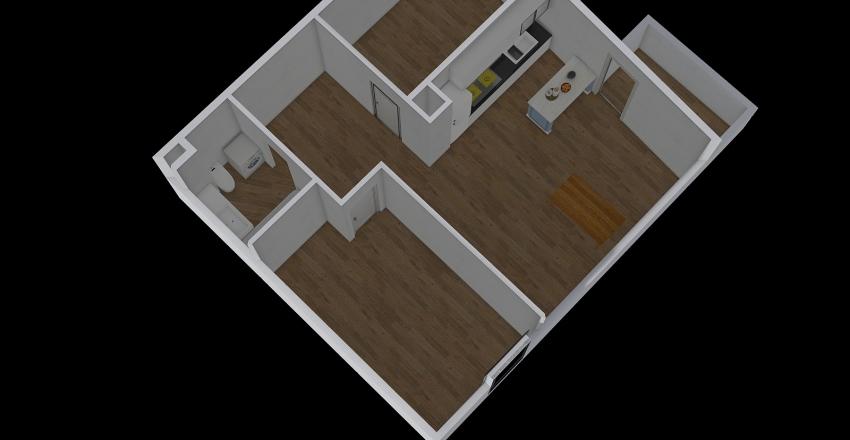 apm2 lepszy Interior Design Render