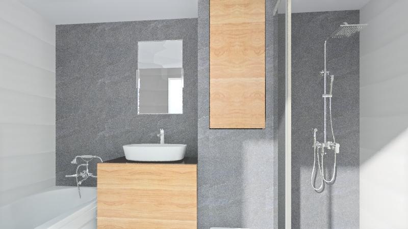 Lazienka1 Interior Design Render