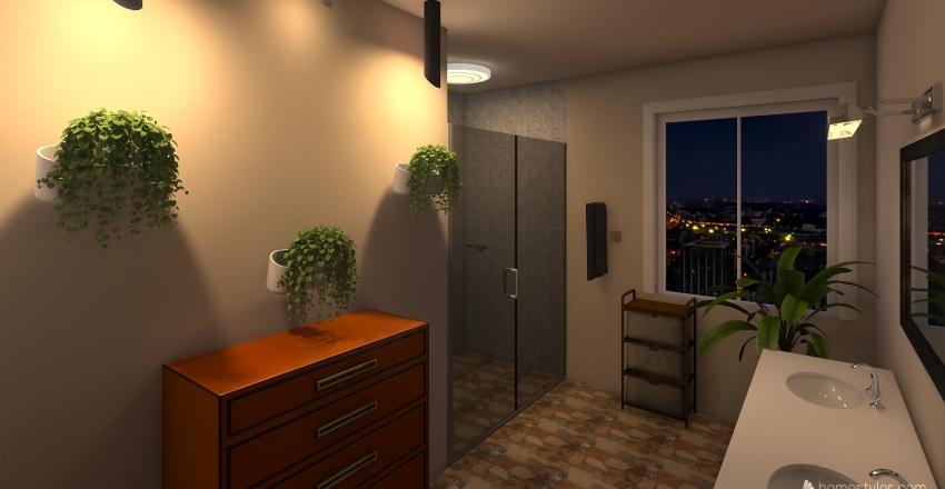 Otthonunk Interior Design Render