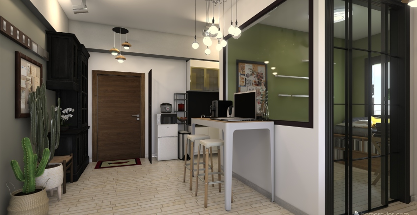 Peggy's Home Interior Design Render
