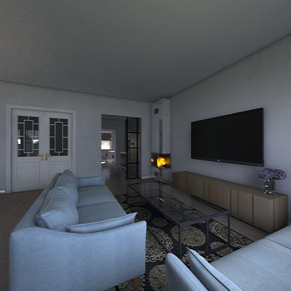 ROSALIA Interior Design Render