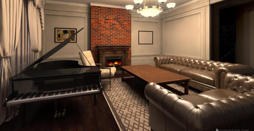 Proiect NR.4 Interior Design Render