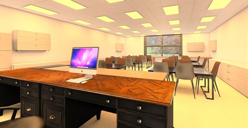 G709 Interior Design Render