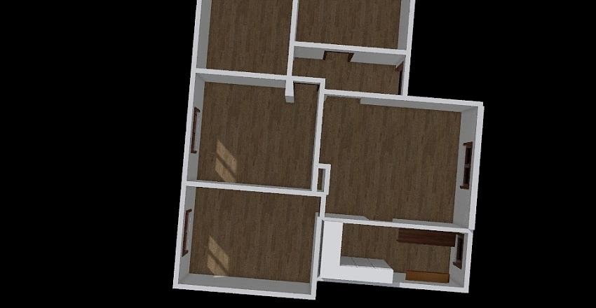 Otthon Interior Design Render