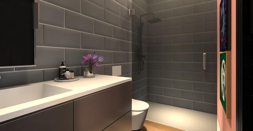 appartamentoB Interior Design Render