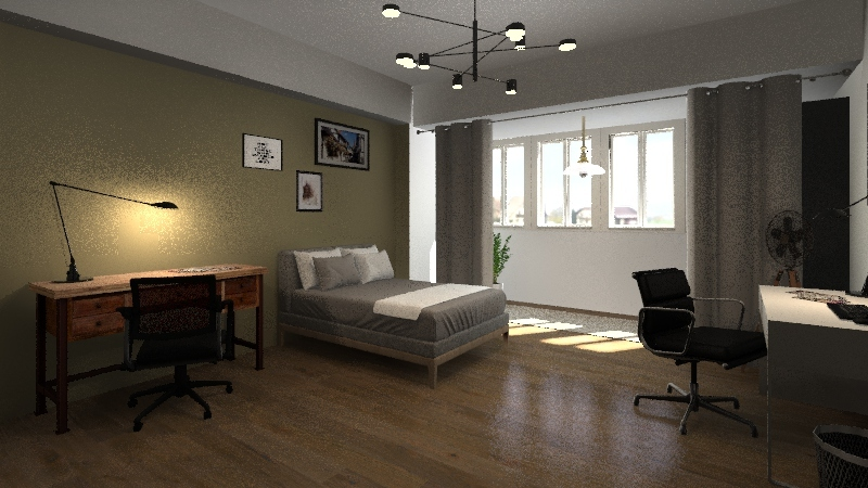 MY ROOM2 Interior Design Render