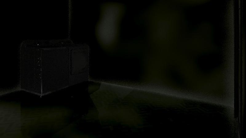 Project 1.1 Interior Design Render