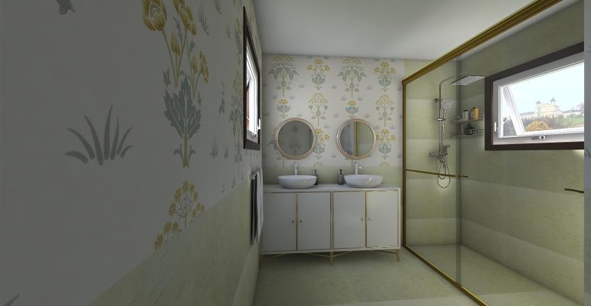 Casa Vilaza Interior Design Render